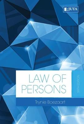 Picture of Law of persons