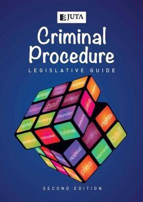 Picture of Criminal procedure legislative guide