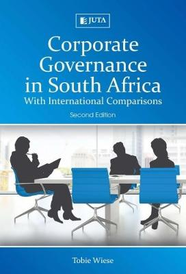 Picture of Corporate governance in South Africa: With international comparisons