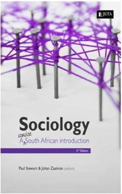 Picture of Sociology : A concise South African introduction