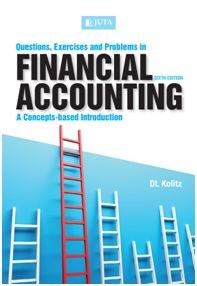 Picture of Questions, exercises and problems in financial accounting : A concepts-based introduction
