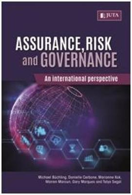 Picture of Assurance, risk and governance : An international perspective