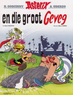 Picture of Asterix en die groot geveg