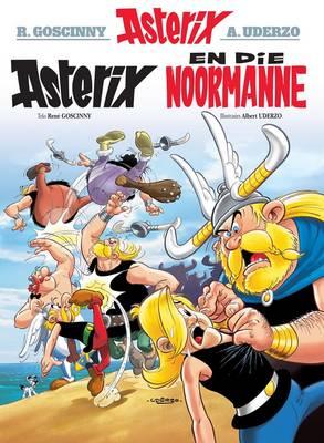 Picture of Asterix en die Noormanne
