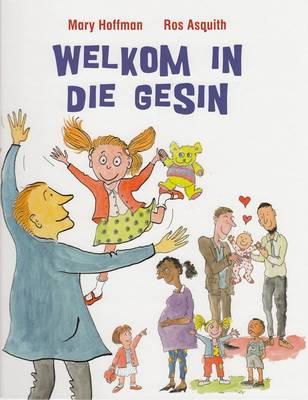 Picture of Welkom in die gesin