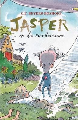 Picture of Jasper en die ruimtemanne: Boek 5
