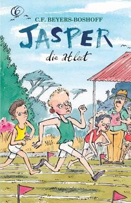 Picture of Jasper die atleet