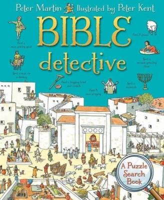Picture of Bible detective
