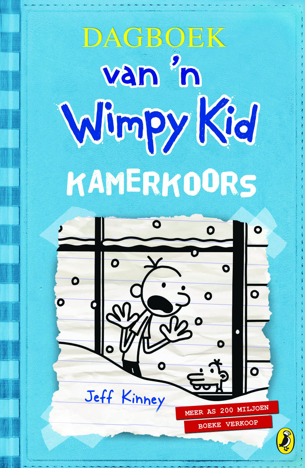 Picture of Dagboek van 'n Wimpy kid kamerkoors