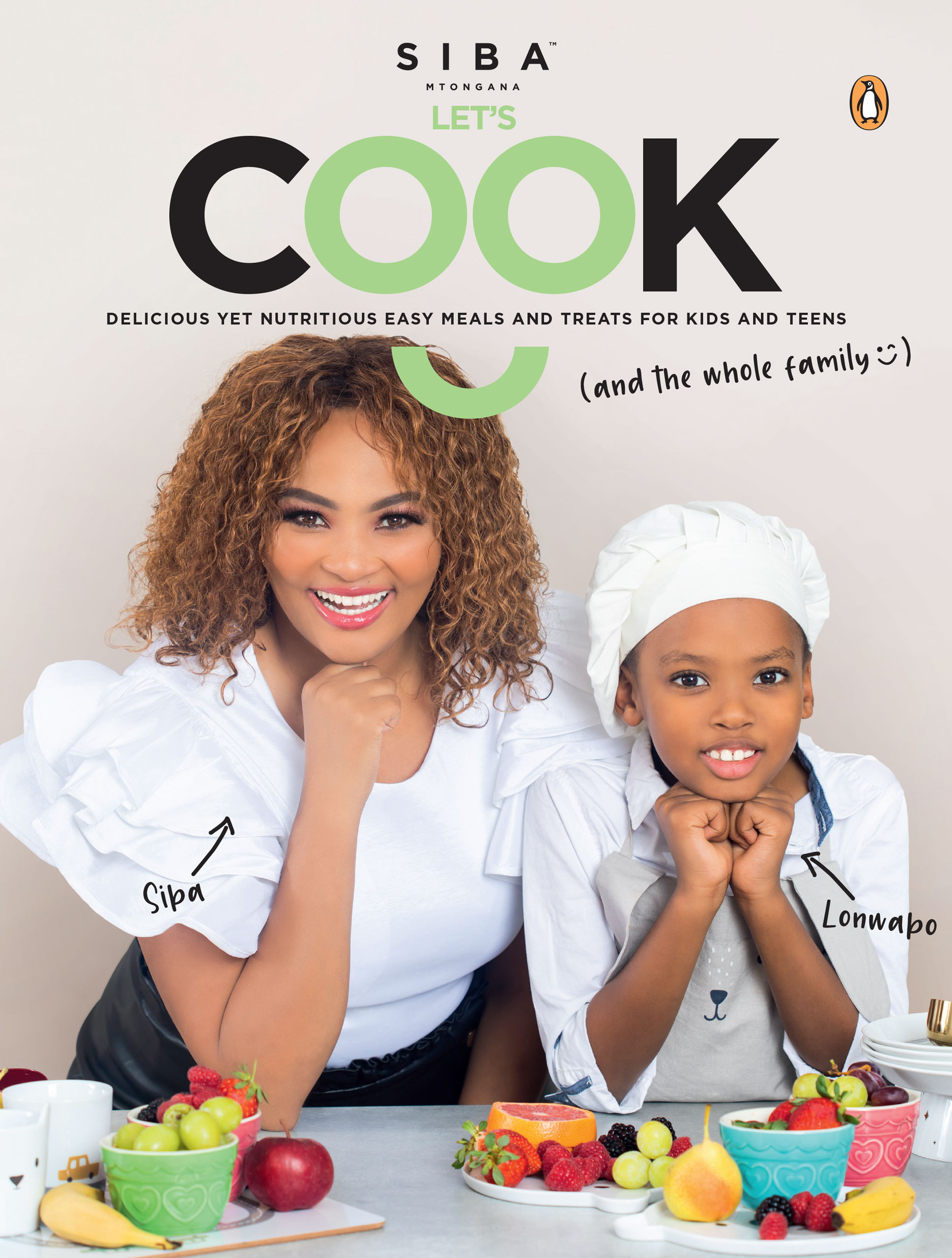 Picture of Let's Cook : Delicious Yet Nutritious Easy Meals and Treats For Kinds and Teens