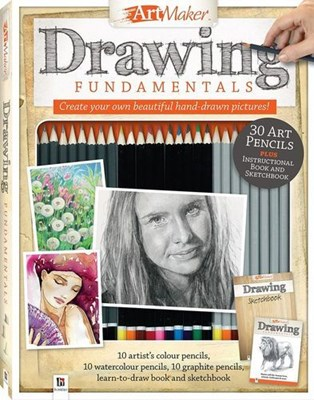 Picture of Art maker drawing fundamentals kit