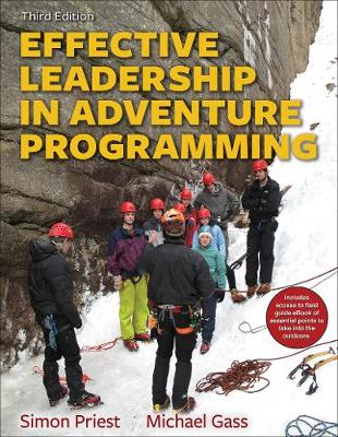 Picture of Effective Leadership in Adventure Programming 3rd Edition With Web Resource