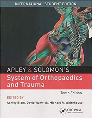 Picture of Apley & Solomon's System of Orthopaedics and Trauma