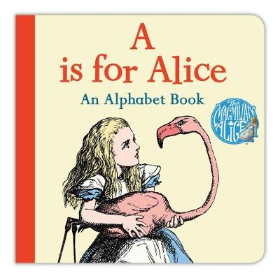 Picture of A is for Alice: An Alphabet Book
