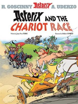Picture of Asterix: Asterix and the Chariot Race : Album 37