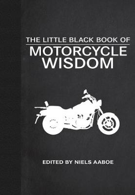 Picture of The Little Black Book of Motorcycle Wisdom