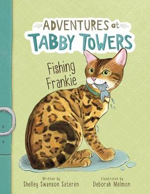 Picture of Adventures at Tabby Towers: Fishing Frankie