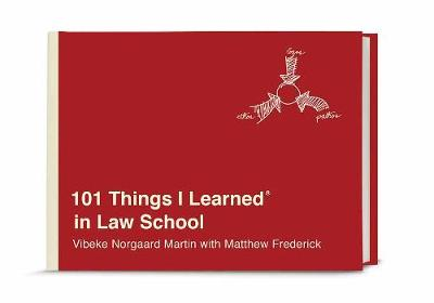 Picture of 101 Things I Learned in Law School