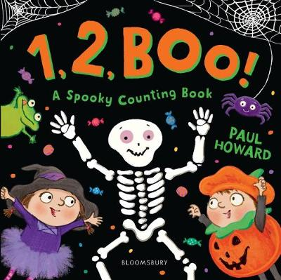 Picture of 1, 2, BOO! : A Spooky Counting Book