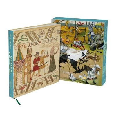 Quidditch Through the Ages - Illustrated Edition : Deluxe Illustrated Edition