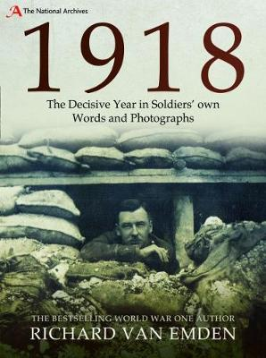 Picture of 1918 : The Decisive Year in Soldiers' own Words and Photographs
