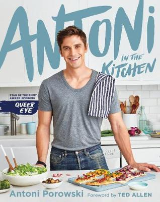 Picture of Antoni in the Kitchen
