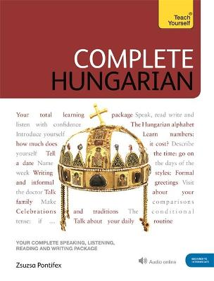Book + 2CDs Teach Yourself Hungarian Complete Course Package