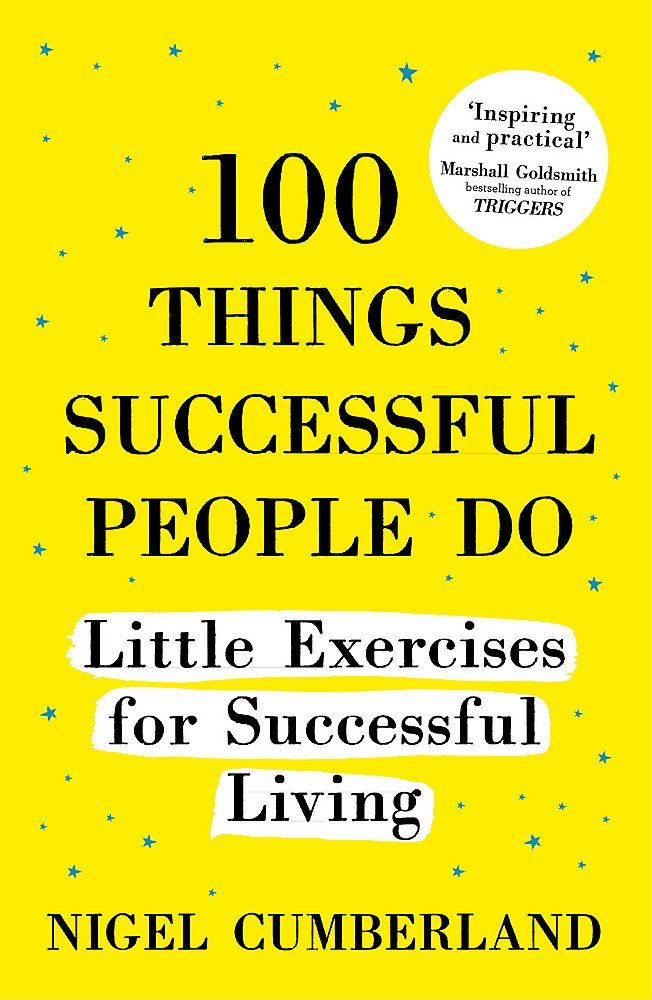 Picture of 100 Things Successful People Do : Little Exercises for Successful Living: 100 Self Help Rules for Life