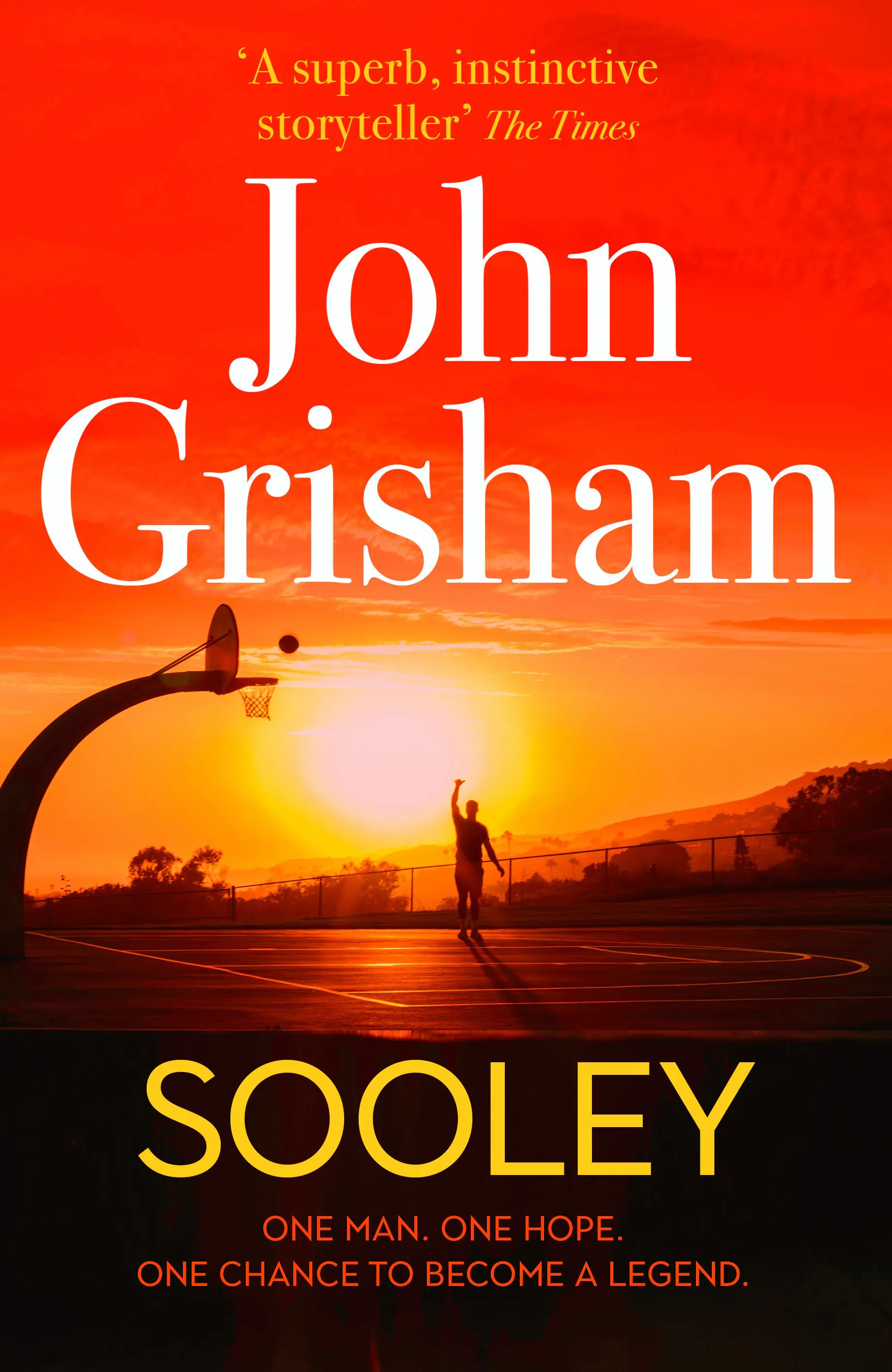 Sooley : ONE MAN. ONE HOPE. ONCE CHANCE TO BECOME A LEGEND.