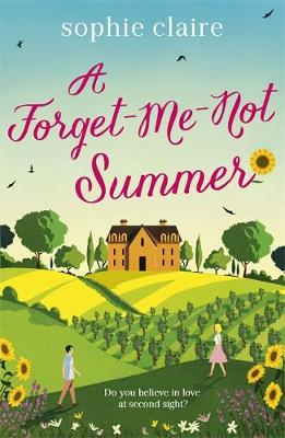 Picture of A Forget-Me-Not Summer : perfect feel-good romantic escapism!