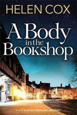 Picture of A Body in the Bookshop : Kitt Hartley Yorkshire Mysteries 2