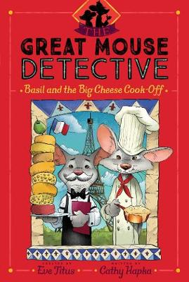 Picture of Basil and the Big Cheese Cook-Off