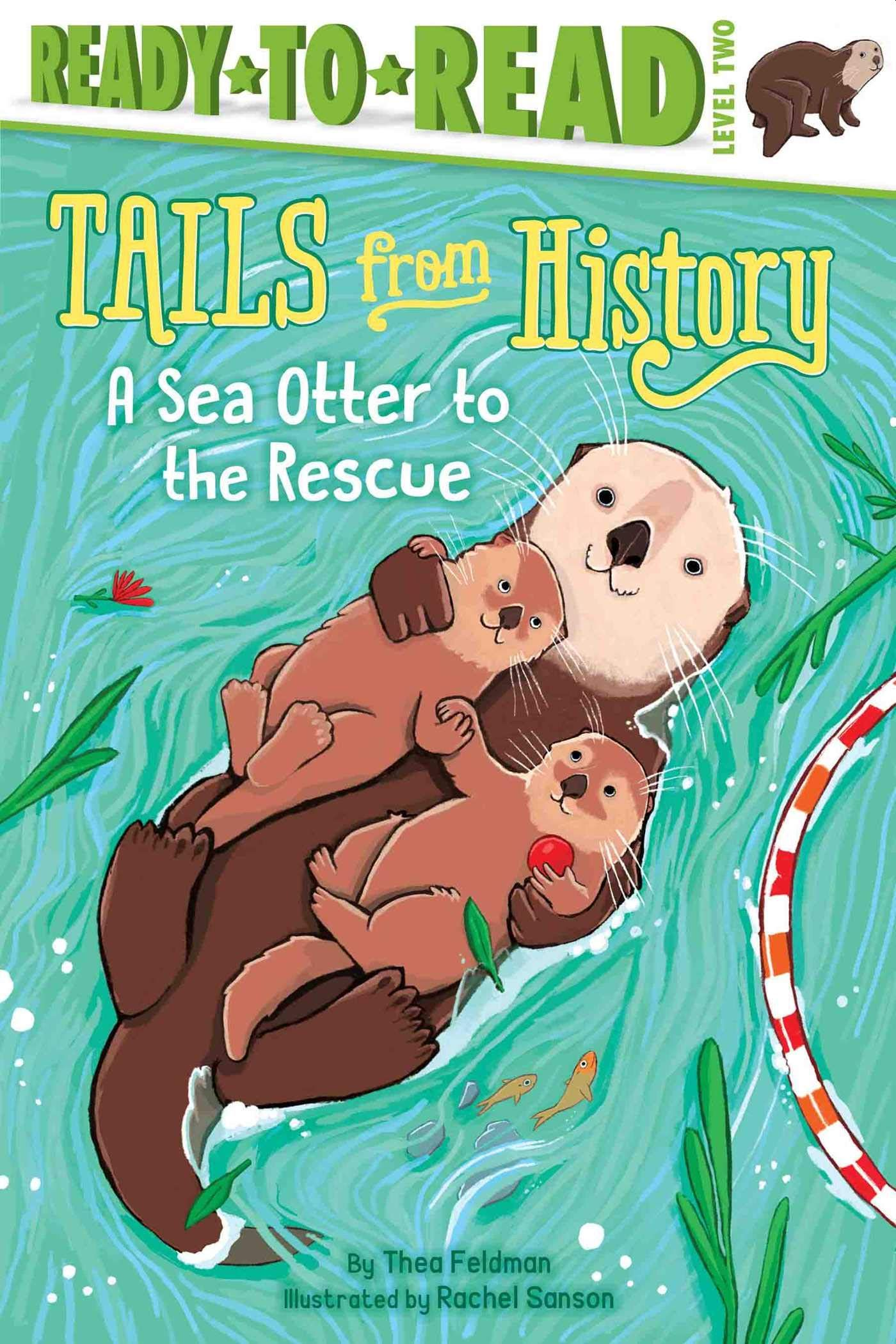 Picture of A Sea Otter to the Rescue