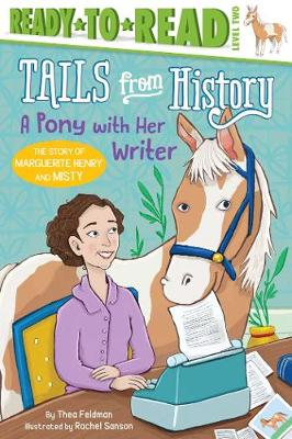 Picture of A Pony with Her Writer : The Story of Marguerite Henry and Misty
