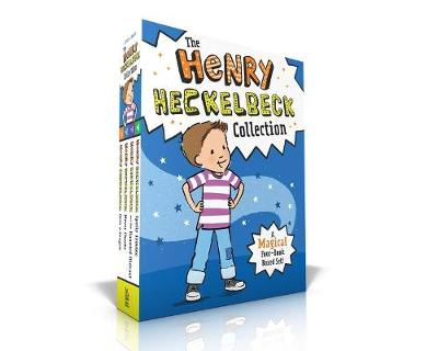 The Henry Heckelbeck Collection : Henry Heckelbeck Gets a Dragon; Henry Heckelbeck Never Cheats; Henry Heckelbeck and the Haunted Hideout; Henry Heckelbeck Spells Trouble