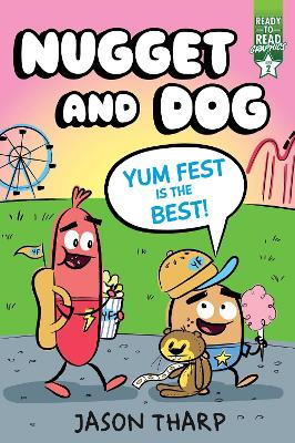 Yum Fest Is the Best! : Ready-to-Read Graphics Level 2