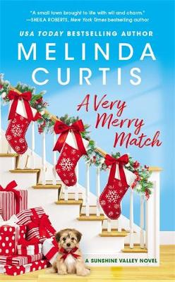 Picture of A Very Merry Match : Includes a bonus novella