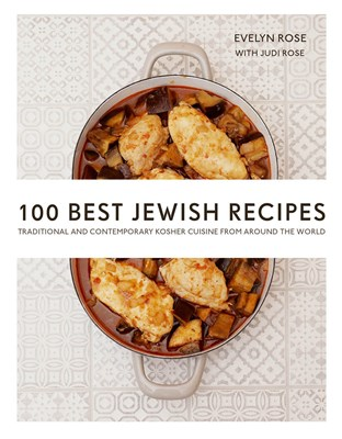 Picture of 100 Best Jewish Recipes : Traditional and Contemporary Kosher Cuisine from Around the World