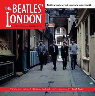 Picture of The Beatles' London : A Guide to 467 Beatles Sites in and Around London