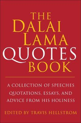 Picture of The Dalai Lama Quotes Book