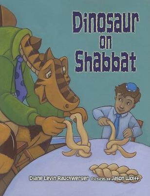 Picture of Dinosaur on Shabbat