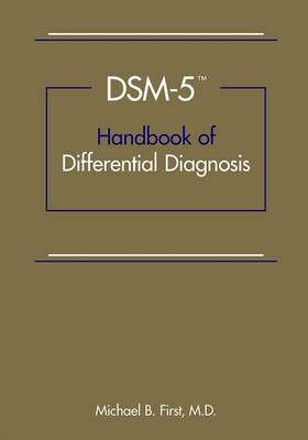 Picture of DSM-5 (R) Handbook of Differential Diagnosis