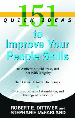 Picture of 151 Quick Ideas to Improve Your People Skills