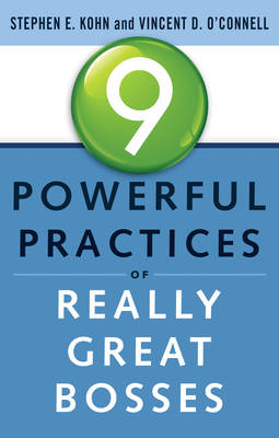 Picture of 9 Powerful Practices of Really Great Bosses