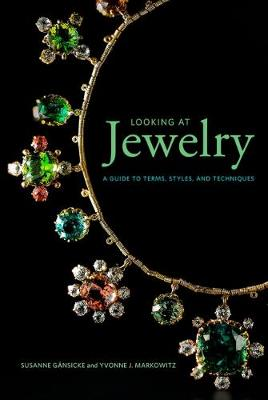 Picture of Looking at Jewelry (Looking at series) - A Guide to Terms, Styles, and Techniques