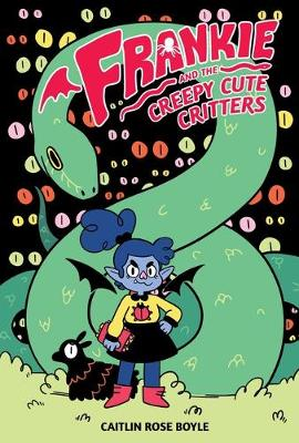 Frankie and the Creepy Cute Critters HC