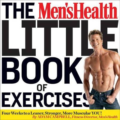 Picture of The Men's Health Little Book Of Exercises