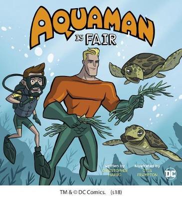 Picture of Aquaman Is Fair