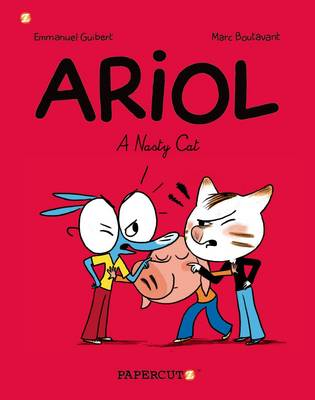 Picture of Ariol #6: A Nasty Cat