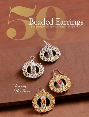 Picture of 50 Beaded Earrings : Step-by-Step Techniques for Beautiful Beadwork Designs